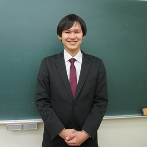 山口 大輔(やまぐち だいすけ)先生