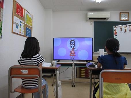1年生のクラス(映像授業+個別指導)