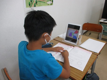 映像授業の基幹教材
