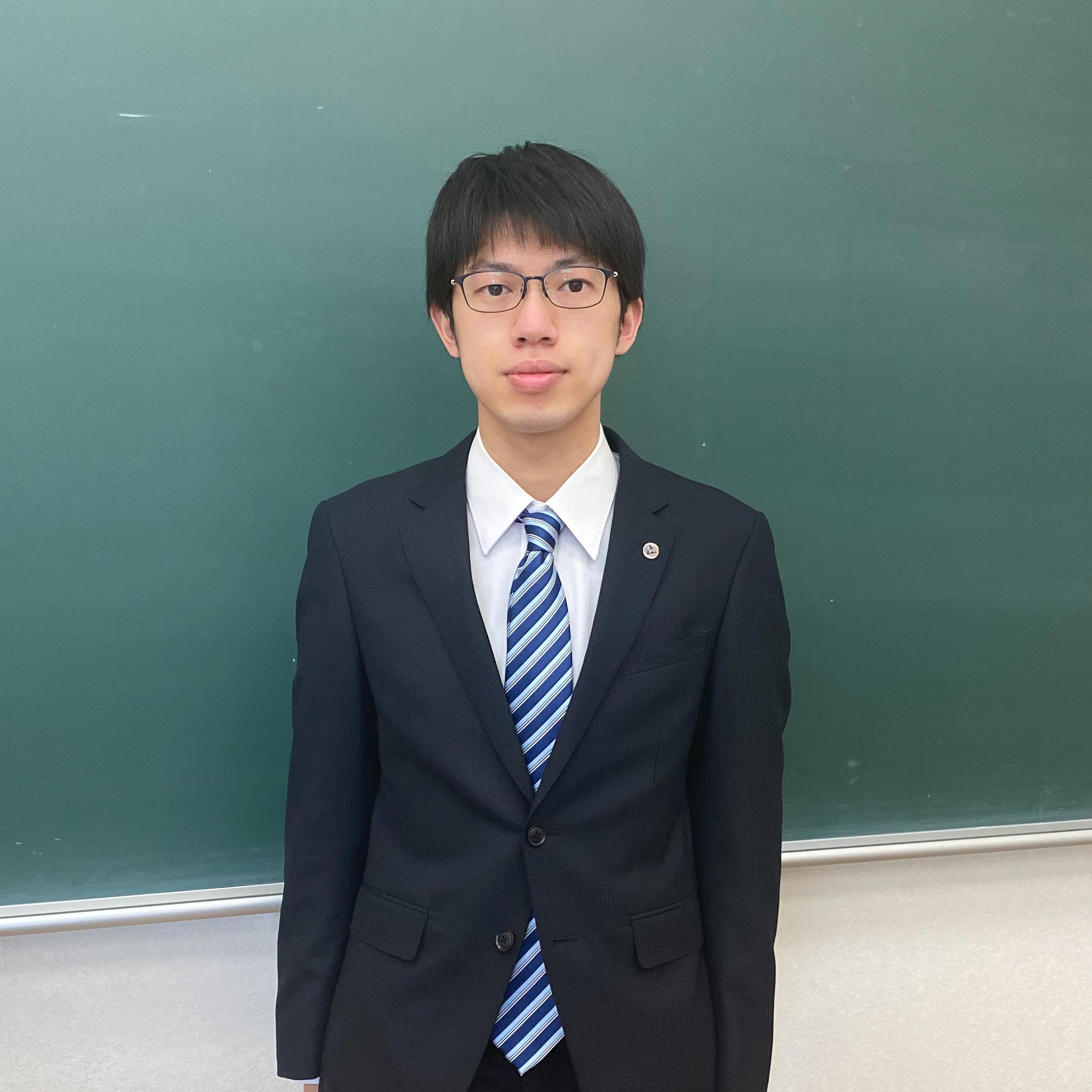 澤口 遼(さわぐち りょう)先生